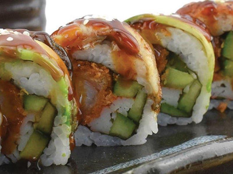 Sushi Station Japanese Cuisine Last Exit Al Khawaneej Dubai Uae Սուշիմուշի առաքման ծառայությունը առաջարկում է ճապոնական խոհանոցի ամենա համեղ և բազմազան տեսականին մատչելի գներով. last exit al khawaneej dubai uae